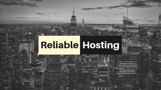 realible-web-hosting-services