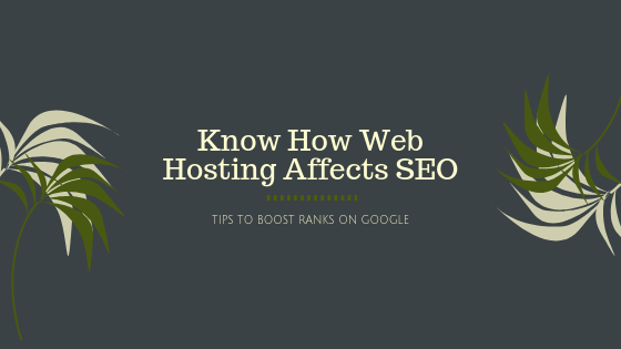 how-to-web-hosting-affects-seo
