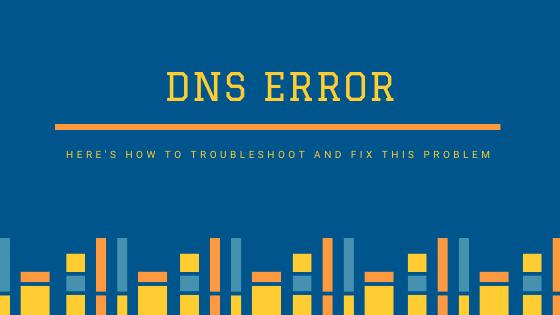 DNS-Error