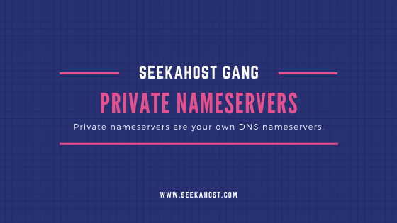 Private-Nameservers