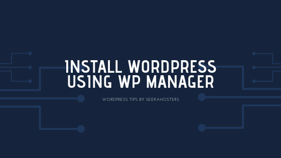 Install-WordPress-Using-WP-Manager