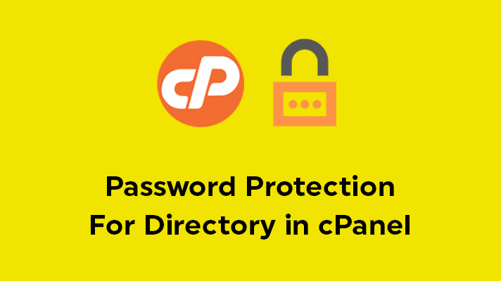 Password Protection For Directory in cPanel