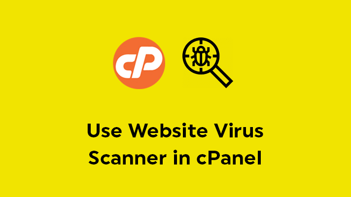 Website Virus Scanner in cPanel
