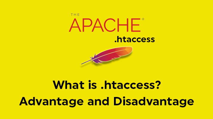 htaccess - uses advantages and disadvantages