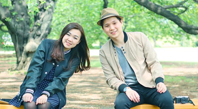 Julia & Marius