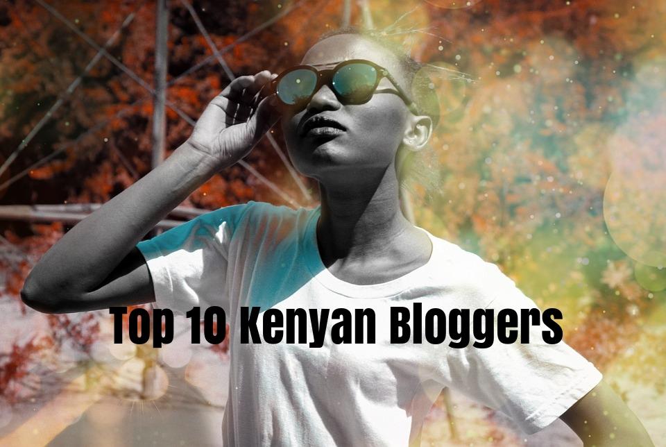 Kenyan bloggers