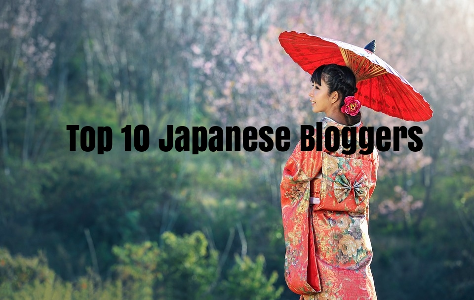 Top Japanese Bloggers