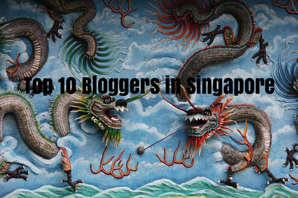 top Bloggers in Singapore