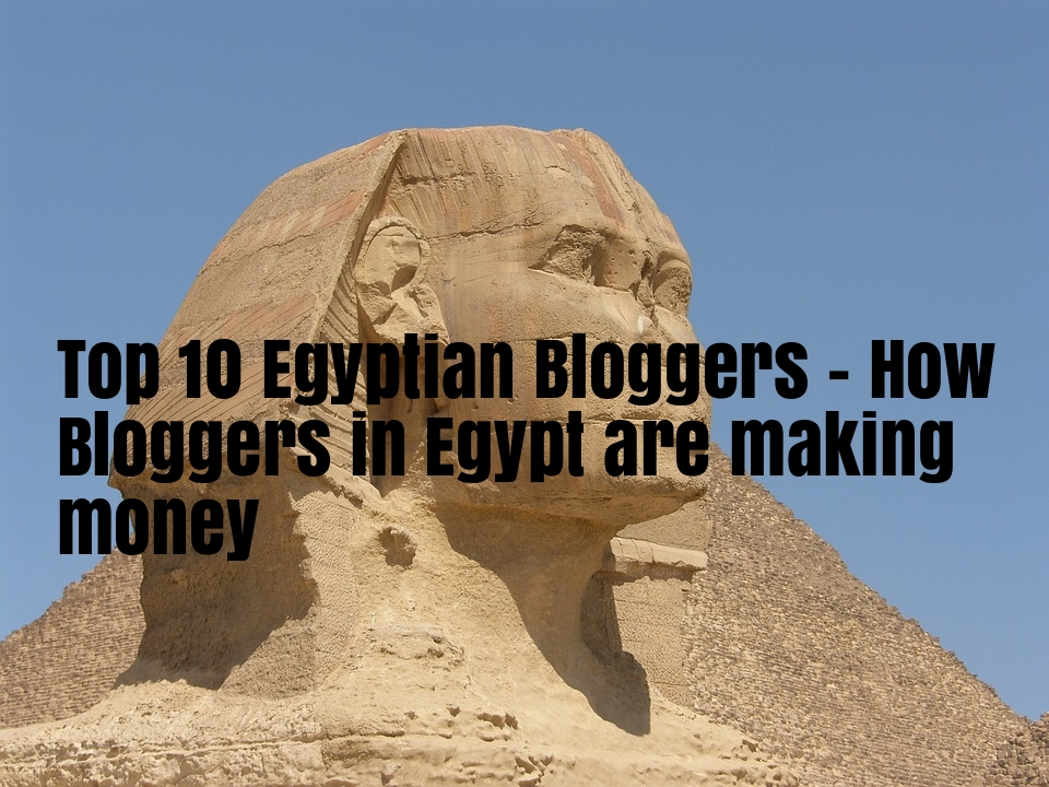 Egyptian bloggers