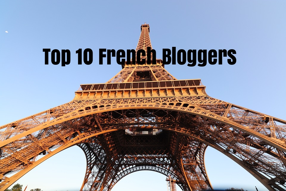 Top French bloggers