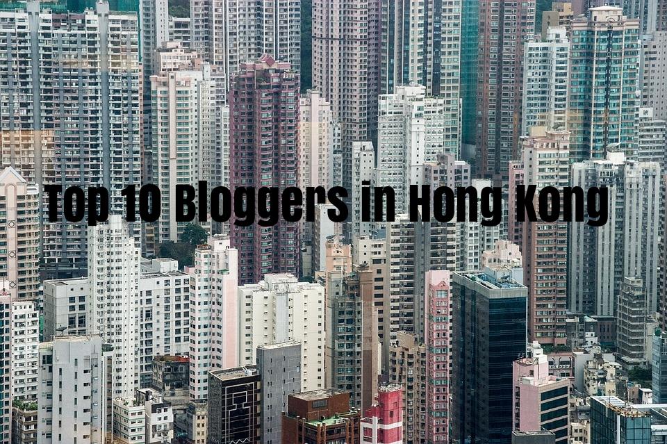 Top Hong Kong Bloggers