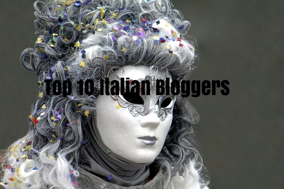 Top Italian Bloggers