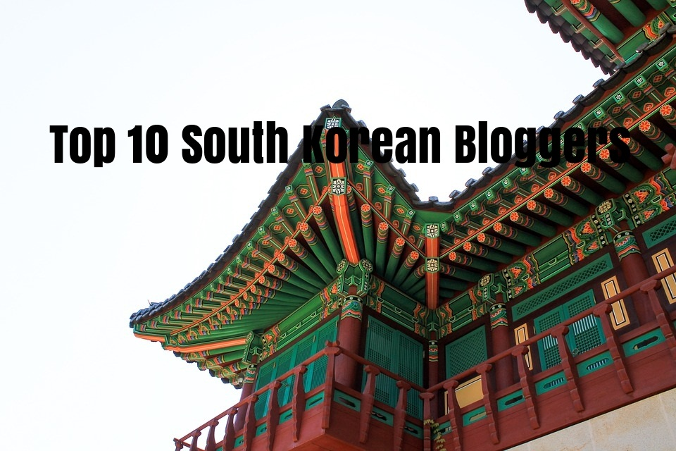 Top Korean Bloggers