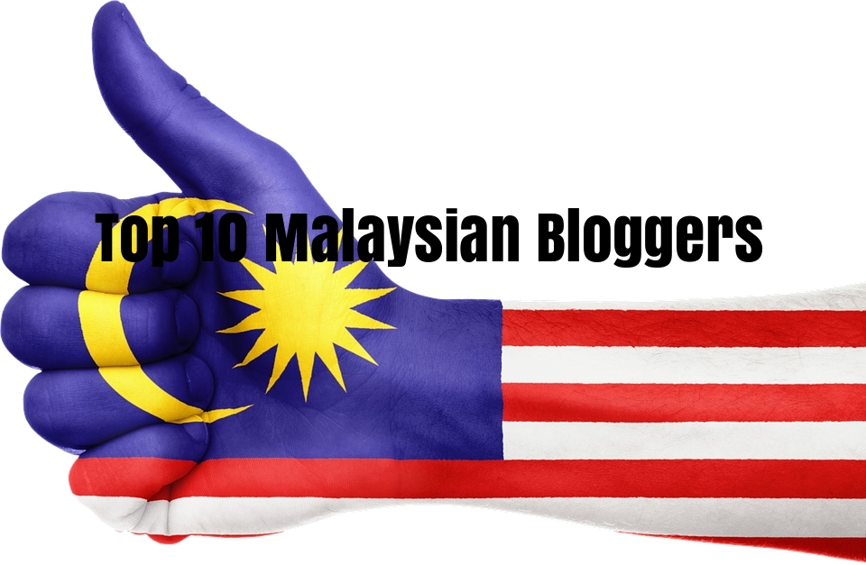 Top 10 Malaysian Bloggers doing great stuff worth to follow