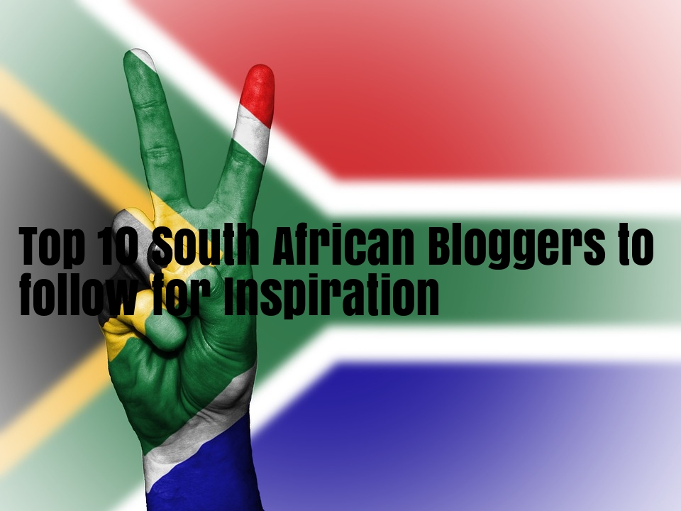 Top Bloggers in South Africa