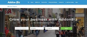 Addonbiz - india business directory database