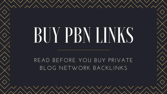 Buy-PBN-Links