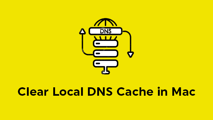 Clear Local DNS Cache in Mac OS