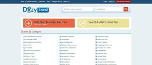 Dizylocal - india business directory database