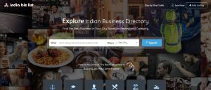 Indiabizlist- business citation for india