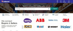 Indiamart - free business listing sites in india 2019