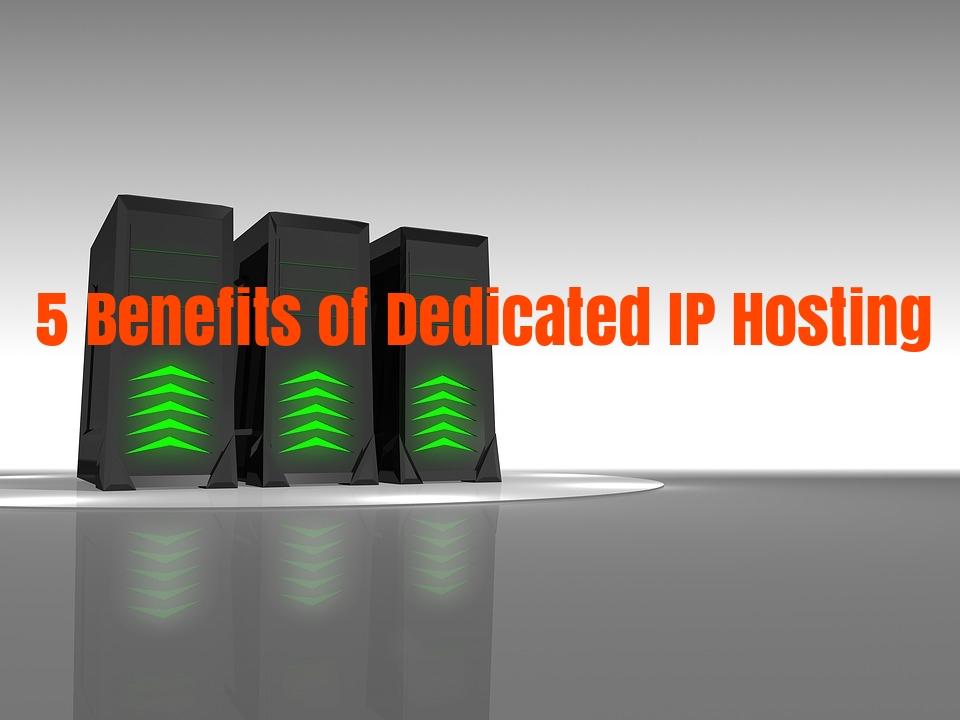 Dedicated IP Hosting