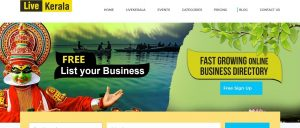 Livekerala - top free business listing sites in india 2019
