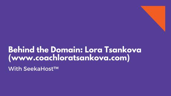 Lora-Tsankova-Domain