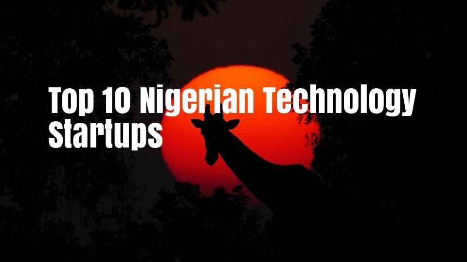 Nigerian Startups