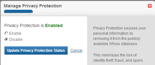 Privacy Protection in BigRock