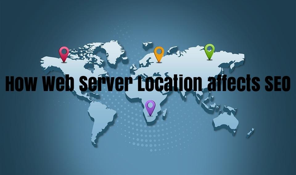 Web Server Location