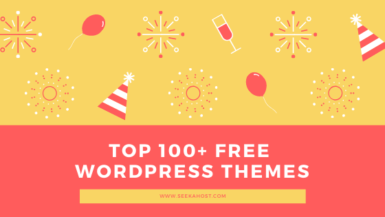 Best 100+ Free WordPress Themes