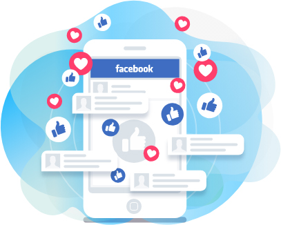 Facebook advertising Rmarketing