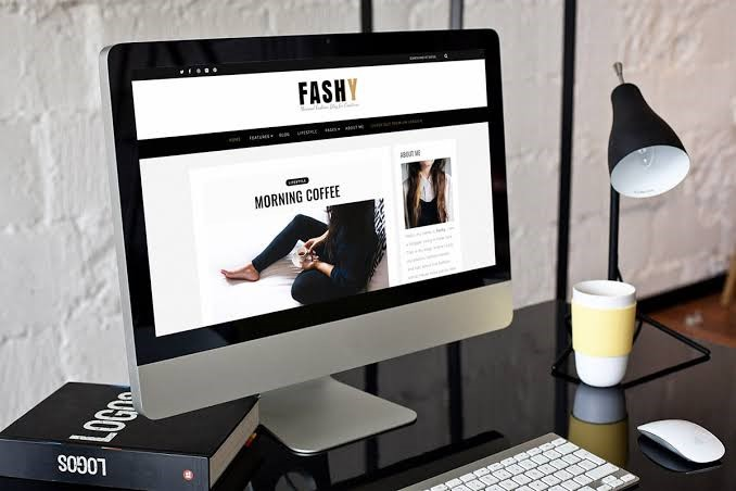 Fashy - WordPress Free Theme
