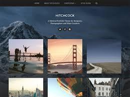 Hitchcock - Free Theme