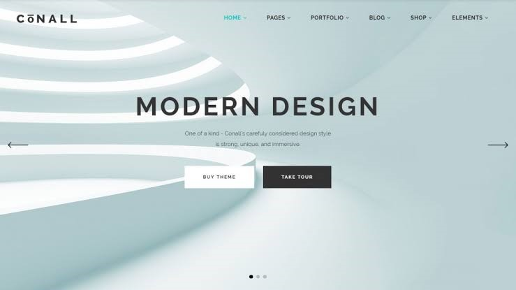 Modern Architecture WordPress Theme