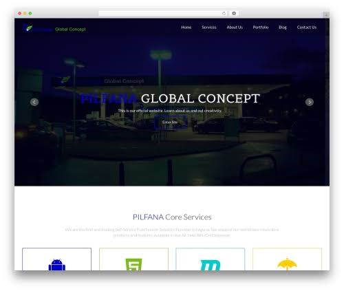 Polmo Lite Theme For Free