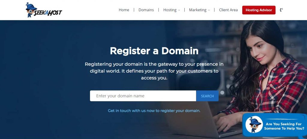 Registerting-a-domain-for-the-blog