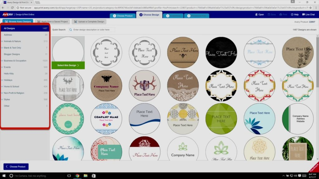 10 Best Label Designing And Printing Software Platforms Seekahost