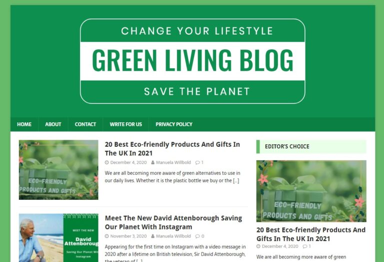 Green-living-blog