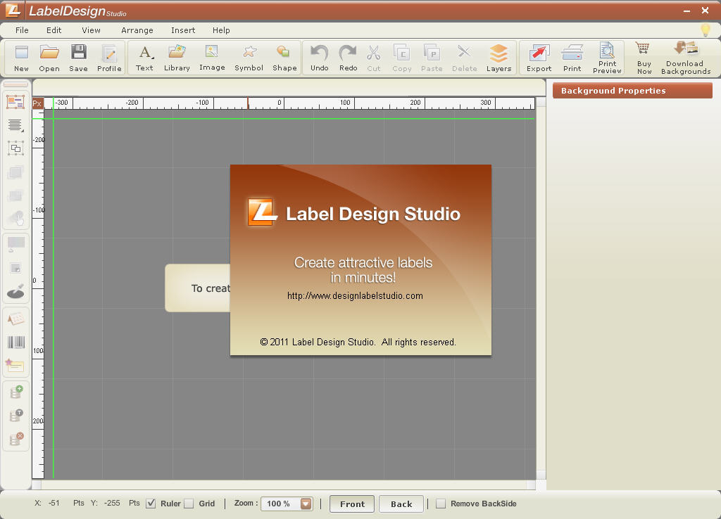 Label Design Studio