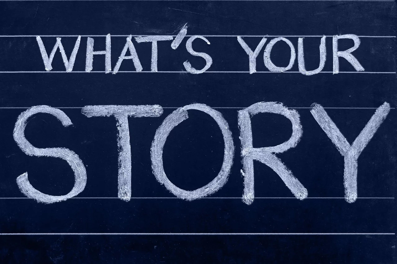 Blogging-your-personal-story