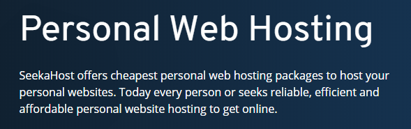 perosnal-web-hosting-for-blog