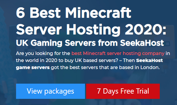 Best-Minecraft-Server-Hosting-packages
