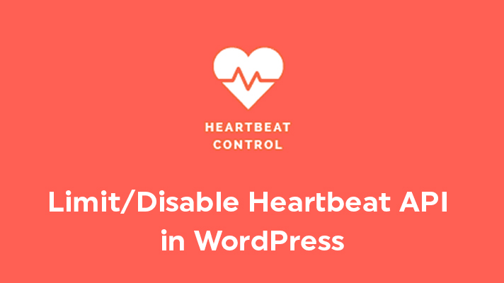 Heartbeat API in WordPress