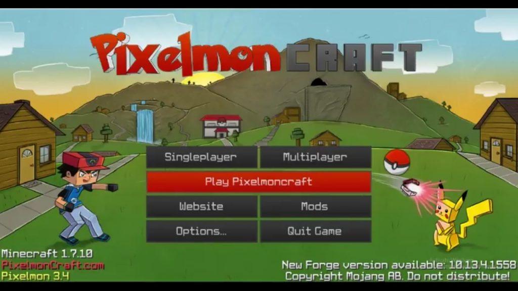 PixelmonCraft