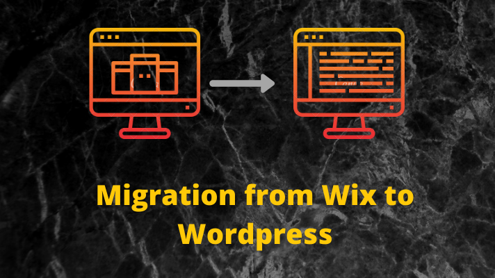 Migration from Wix to Wordpress