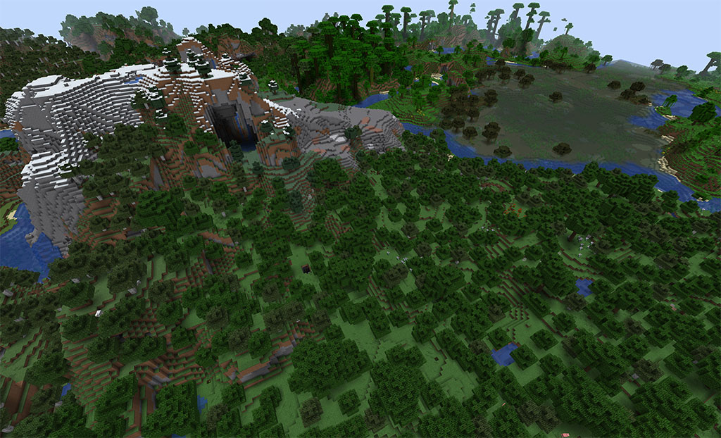 many-biomes