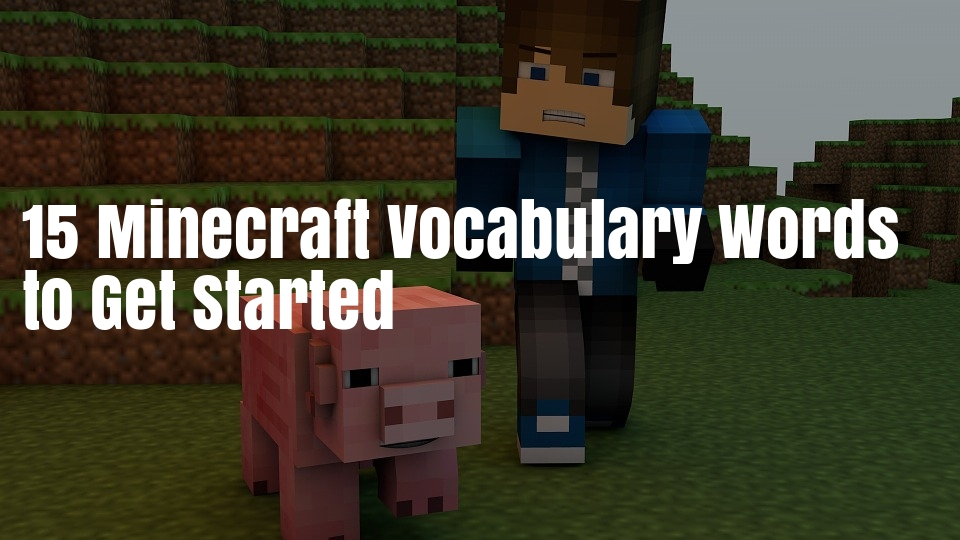minecraft_vocabulary
