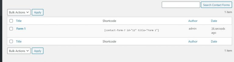 Contact-Form-Created
